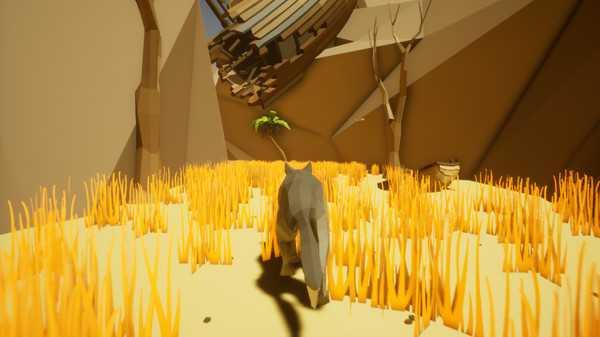 Screenshot Became The Hunted