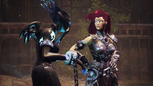 Screenshot Darksiders III