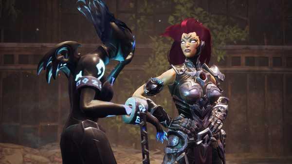 Screenshot Darksiders III