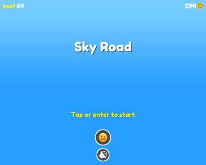 Screenshot Sky Road