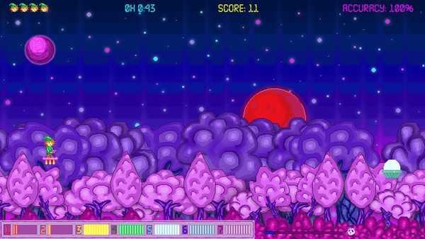 Screenshot Space Leprechaun