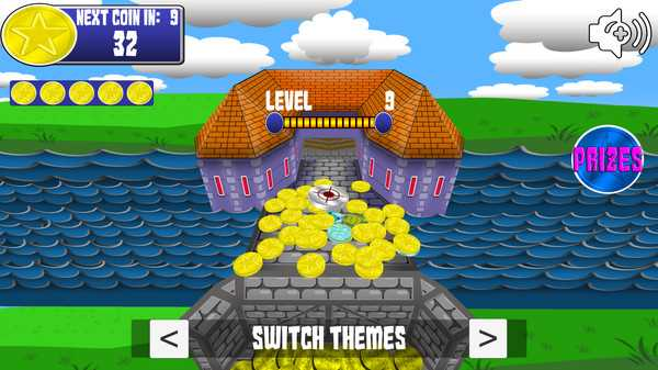 Screenshot Coin Pusher