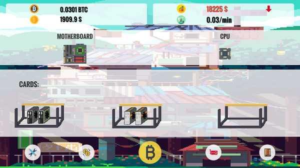 Screenshot Bitcoin