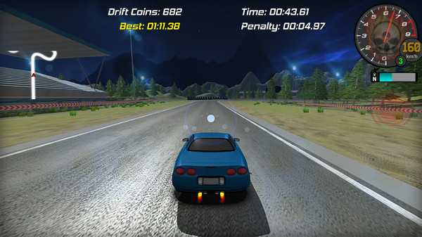 Screenshot Real Drift