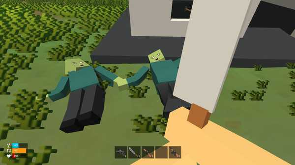 Screenshot SurvivalZ
