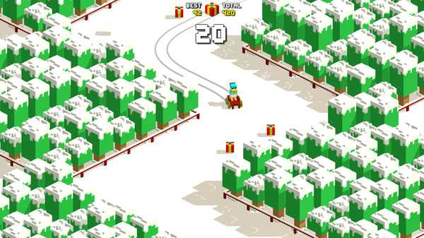 Screenshot Christmas Race 2