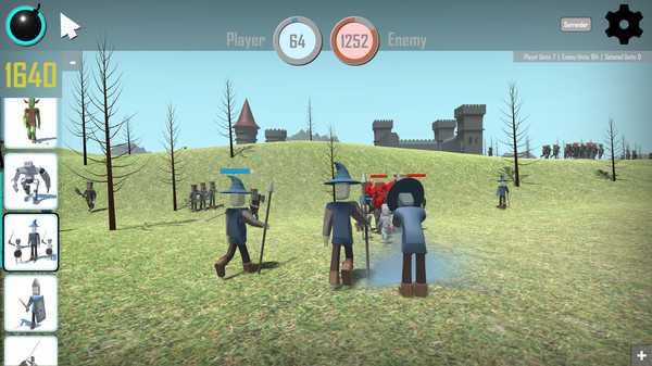 Screenshot Clash of Castle