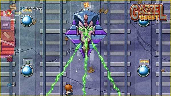 Screenshot Gazzel Quest, The Five Magic Stones