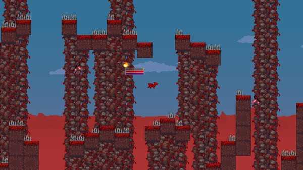 Screenshot Burning Instinct