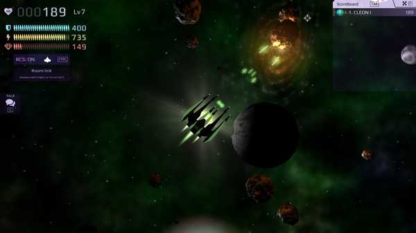 Screenshot Starblast