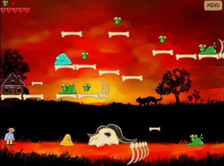 Screenshot The Scarecrow