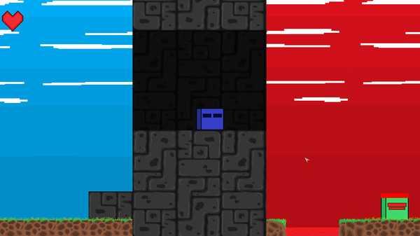 Screenshot Planet jump